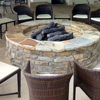 04-Providence Country Club Fire Pit Seating