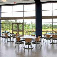 1-CTK School Cafe - Furniture Lab Tables & Chairs
