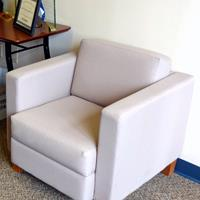 - Global Total Office Citi chairs - Imprint Cork fabric