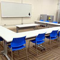- Special T Structure flip-top tables - Dove Grey