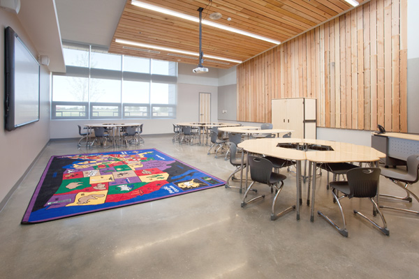 How Classroom Design Affects Learning,Single Layer Small Simple Ceiling Design For Bedroom