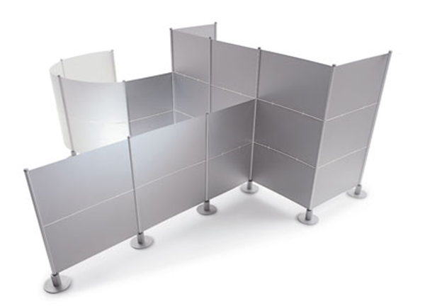 High Quality Connecting Elements Is Your Source In Charlotte, NC For Office Room Dividers,  Partitions And Cubicles.